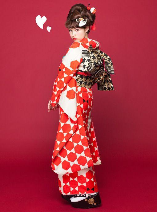 フォトギャラリー|成人式・卒業式の写真撮影・振袖レンタルならaim|東京・原宿