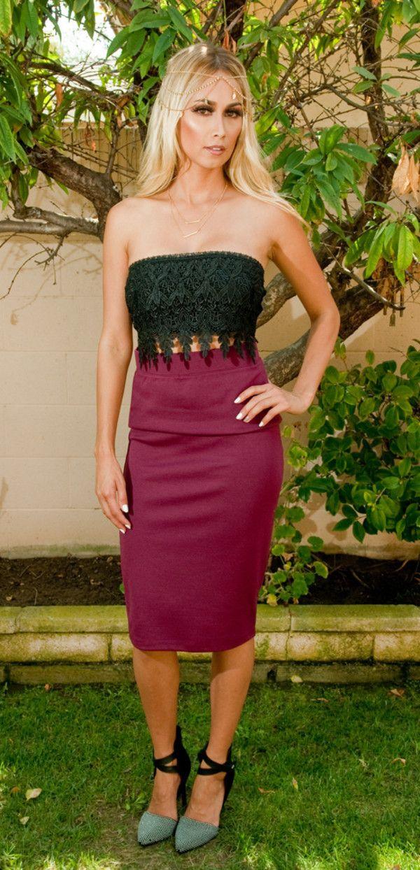 Бордовая юбка (64 фото): с чем носить, фасоны карандаш и солнце, длинные, миди и…