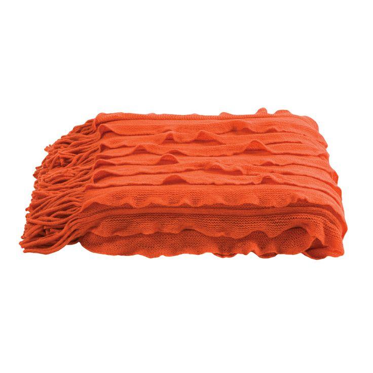 Dare Gallery - Ripple Throw Orange