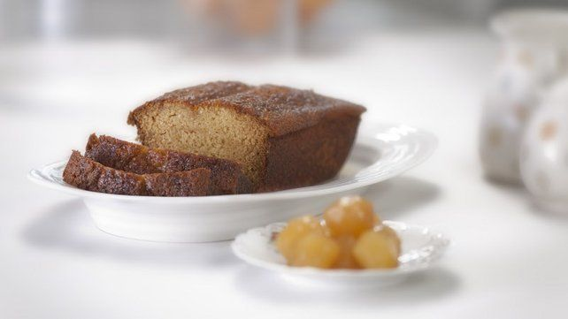 Ginger golden syrup cake - RTÉ Lifestyle