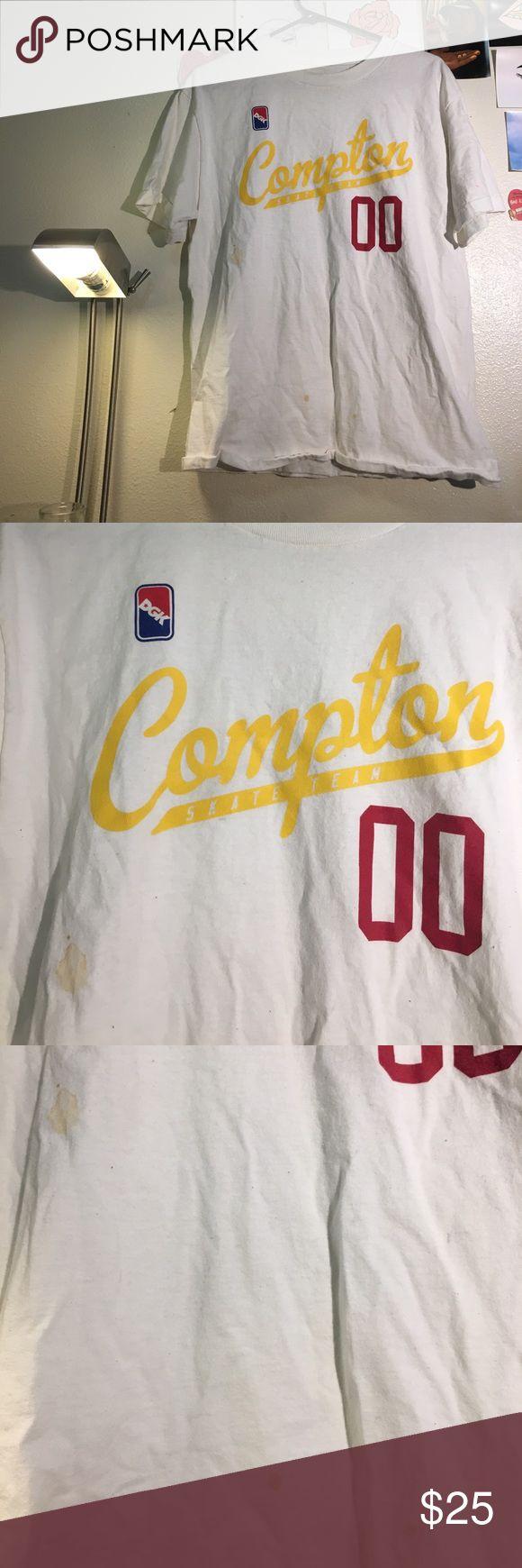 DGK Scumbag Shirt / Steven Fernandez imlilcloud old, has multiple stains / no longer available in zumiez or websites. DGK Shirts Tees - Short Sleeve
