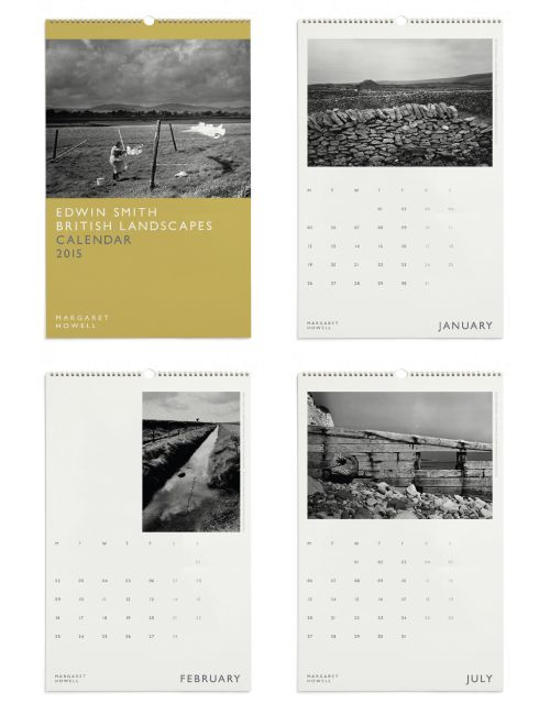 Margaret Howell 2015 calendar – Edwin Smith British Landscapes