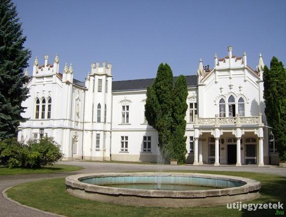 Brunszvik-kastély - Martonvásár, Hungary