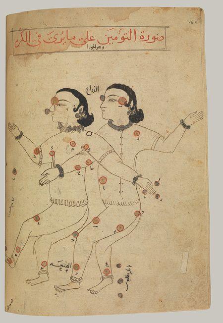 Kitab suwar al-kawakib al-thabita (Book of the Images of the Fixed Stars) of al-Sufi [Iran] (13.160.10) | Heilbrunn Timeline of Art History | The Metropolitan Museum of Art