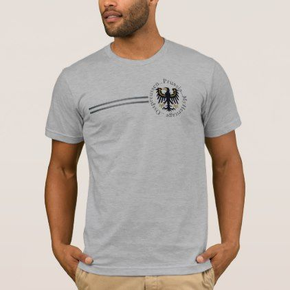 Ostpreussen..Prussia.. Eagle ..My Heritage T-Shirt - #customizable create your own personalize diy