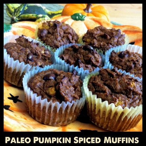 During the Fall, I make these Paleo Pumpkin Muffins at least once a week. My family's favorite! Recipe from Primally Inspired.