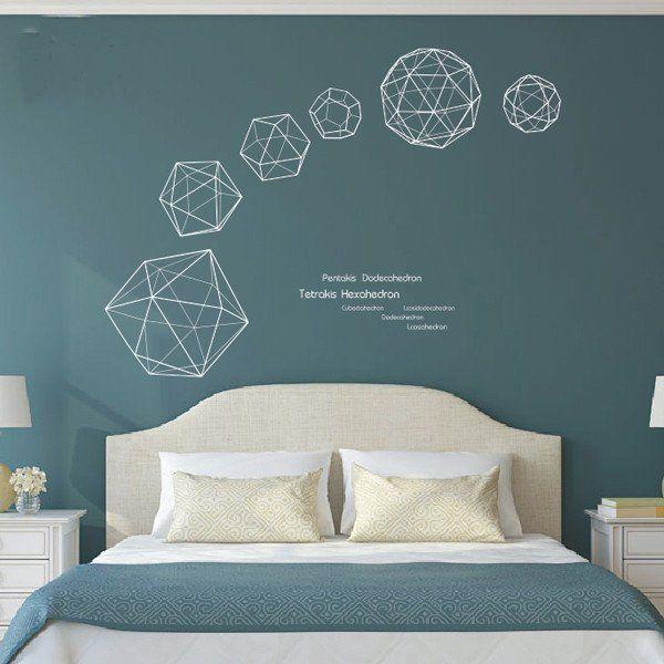 Art Geometry Wall decals