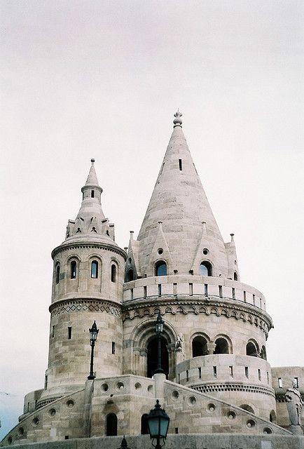 budapest, hungary. zenit   --  fairytale place by ra kojić on Flickr.