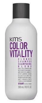 KMS ColorVitality Blonde Shampoo 10.1 oz