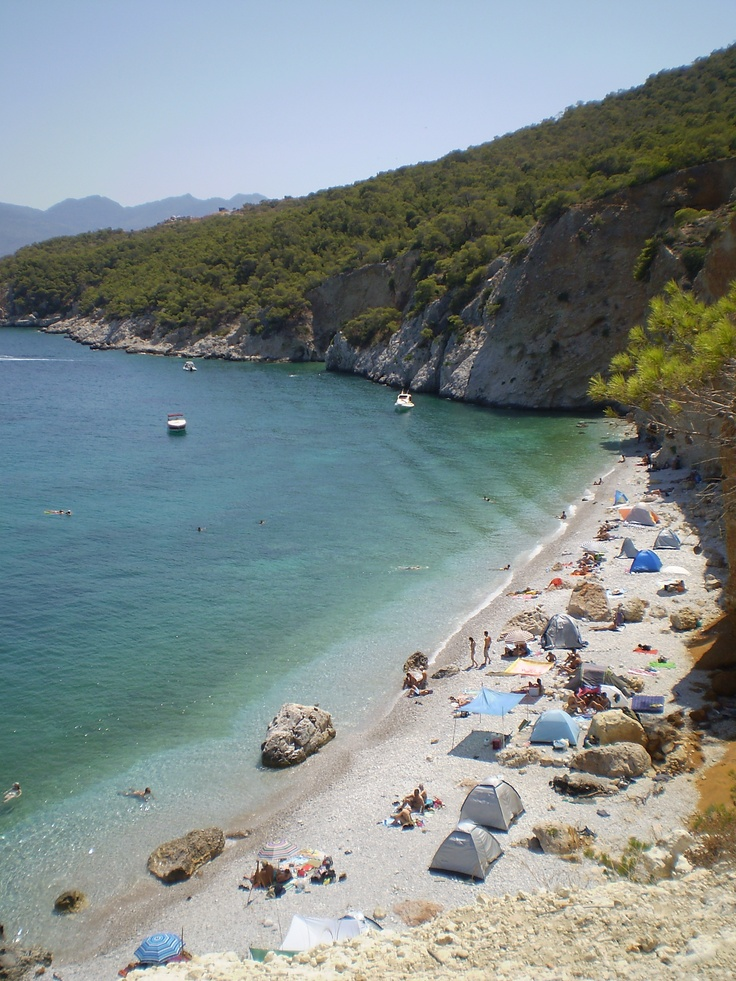 Halikiada Beach,Agistri,Greece