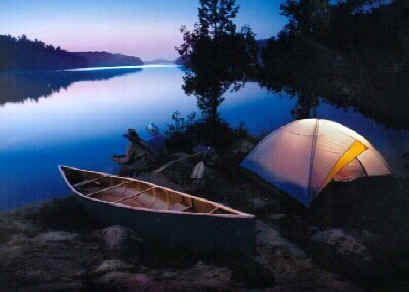 Boundary Waters Canoe Area (BWCA)