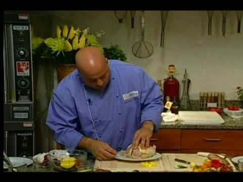 Cooking Club of America | How to Remove Wishbones from Poultry | Andrew Zimmern