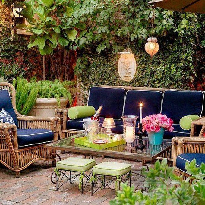 fe-mail.gr :: Σπίτι - Διακόσμηση : Kαλοκαιρινές ιδέες για τη βεράντα, τον κήπο, την αυλή σας!
