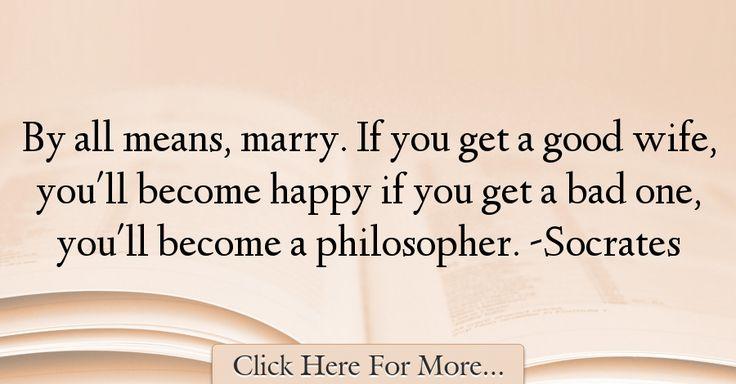 Socrates Quotes On Marriage: Les 25 Meilleures Idées De La Catégorie Citations De