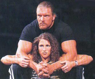 Triple H and Stephanie McMahon (The McMahon / Helmsley Regime)