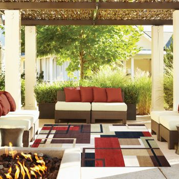 Abstract Products And Rugs On Pinterest