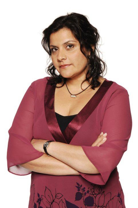 Zainab Masood played by Nina Wadia