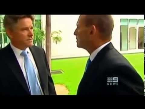 Tony Abbott lambasted on US TV show Last Week Tonight with John Oliver