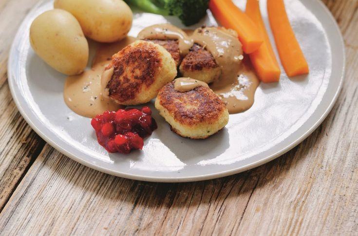 Veganmisjonens berømte vegisterkaker, perfekt å servere til jul.