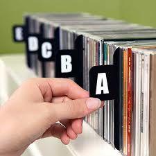Dicas da Zezé - COMO ORGANIZAR OS CDs e DVDs