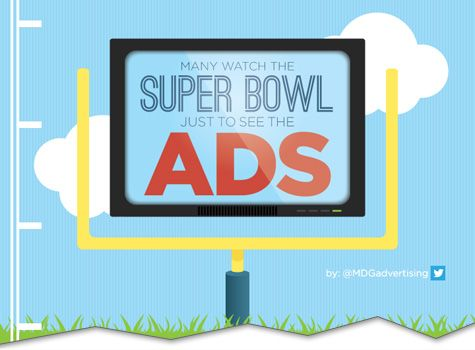 The #SuperBowl #commercials cost billions of dollars. Check out the best & funniest of them: