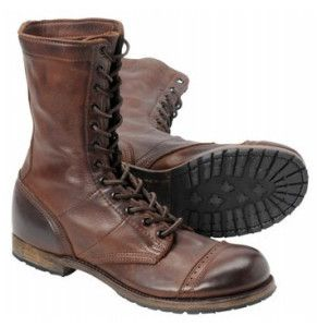 Vintage Combat Boots – A ticket to the past