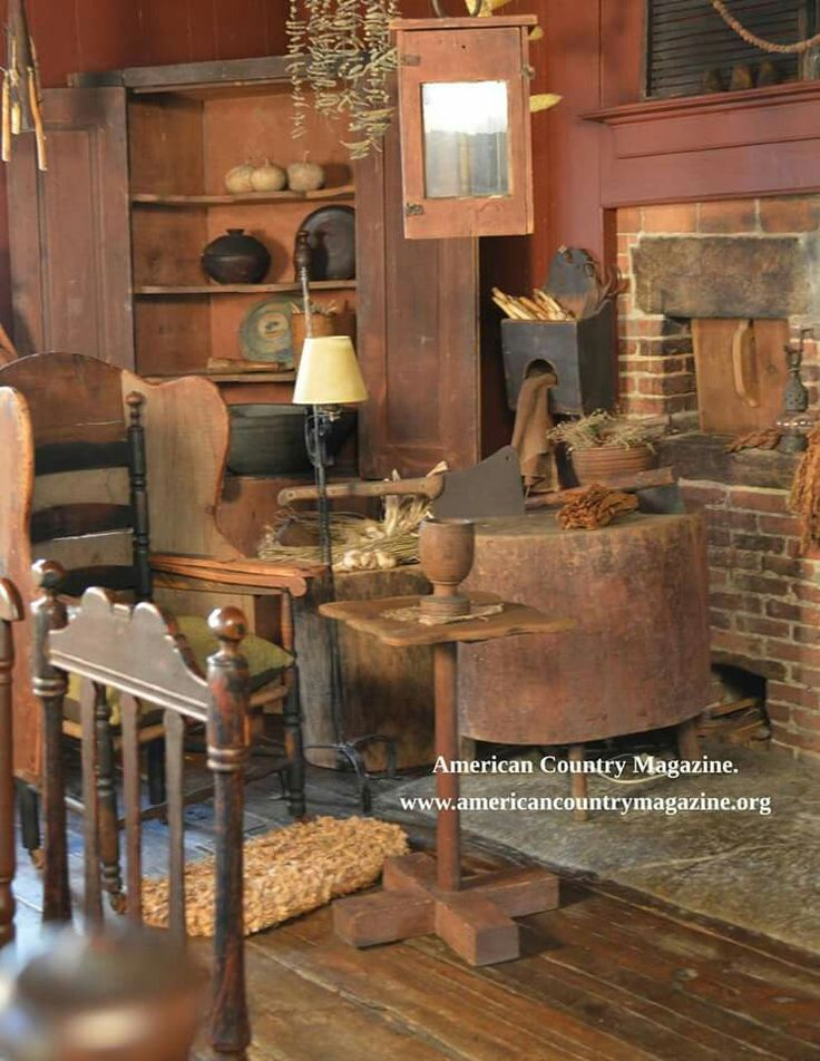 65 Best American Country Images On Pinterest Country Magazine Primitive Decor And Keeping Room