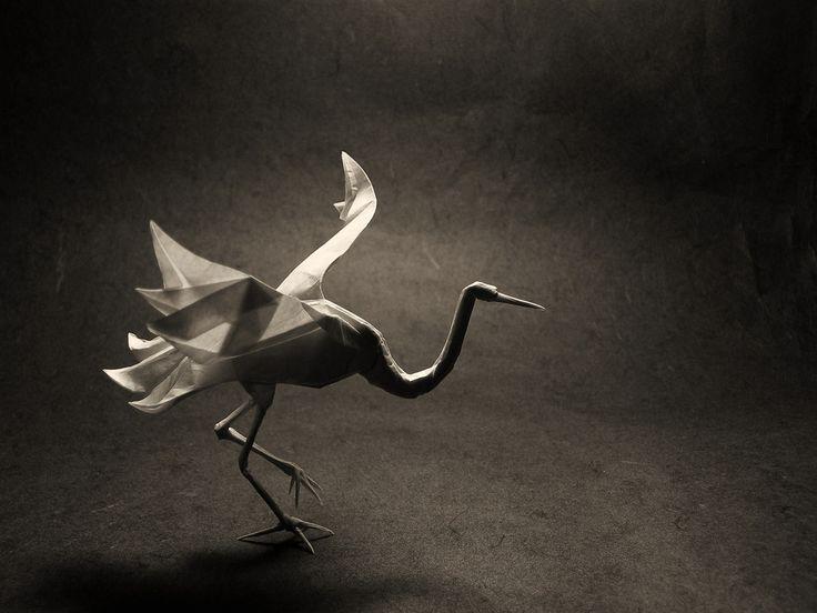 Fantastic Examples Of Origami Art Work
