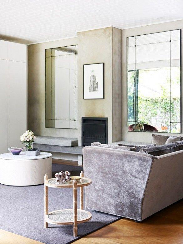 Tour a Sophisticated Australian Abode via @domainehome