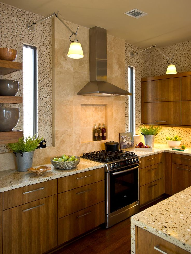 Browse through gorgeous kitchen photos from HGTV Smart Home and vote for the space you love the most.