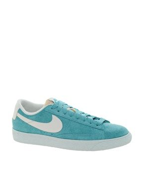Nike Blazer Low Mint Trainers