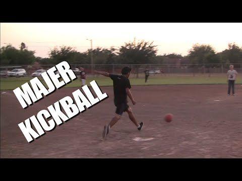 Kickball for the blind - YouTube