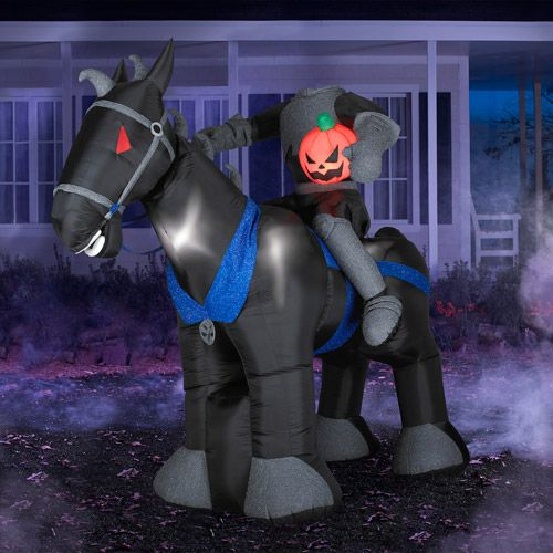 Halloween Outdoor Inflatables - A Shop For All Seasons