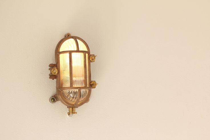 LIGHT/照明/マリンランプ/フィールドガレージ/FieldGarage Inc./リノベーション