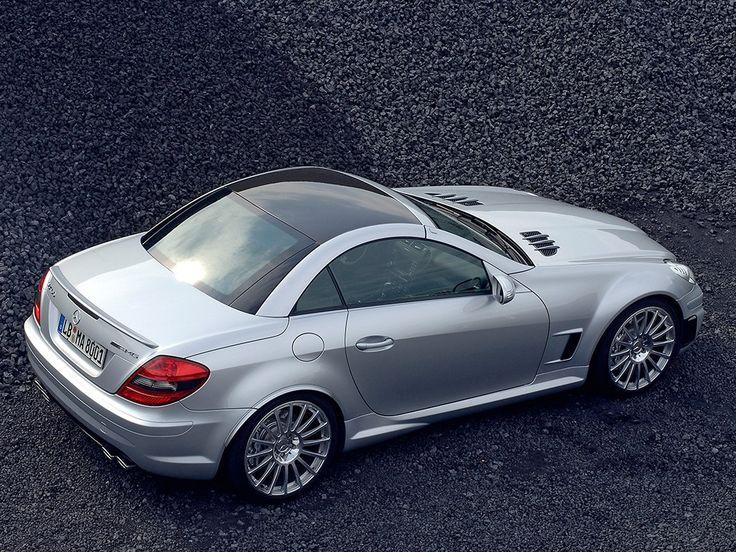 Mercedes benz slk 55 amg nice little 2 seater hardtop for Mercedes benz slk 55 amg special edition