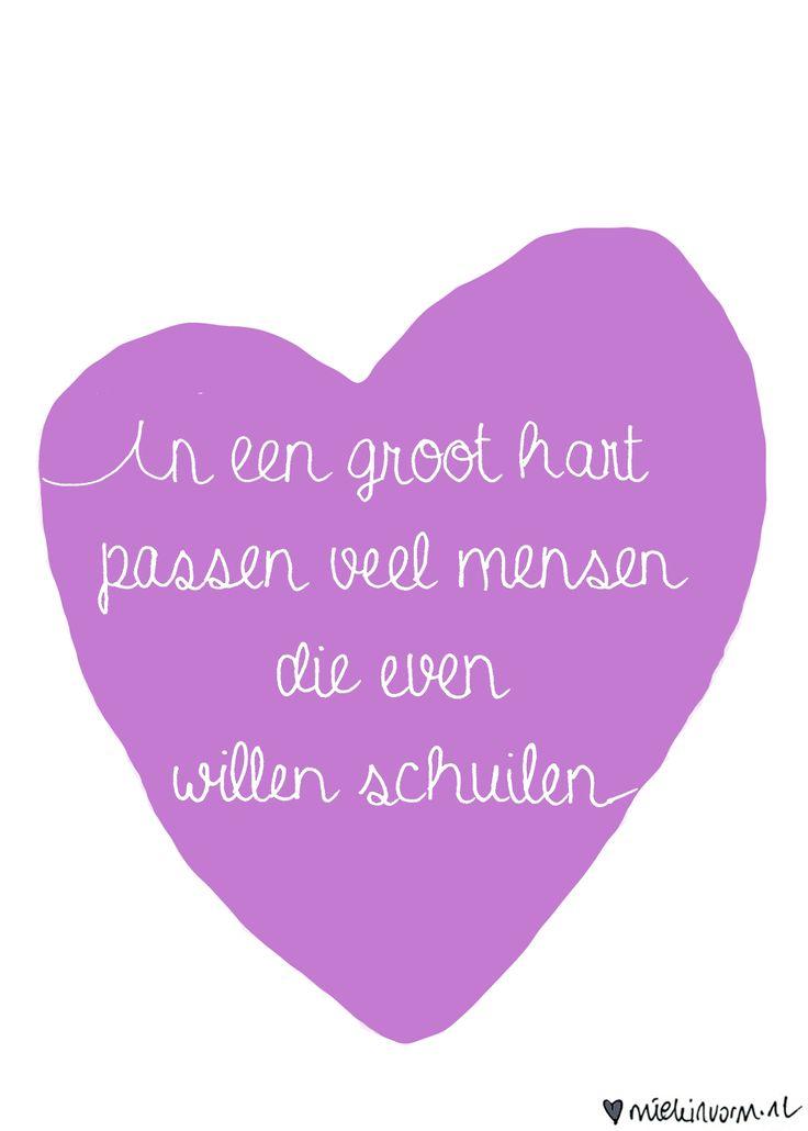 Citaten Hard Hart : Beste afbeeldingen over nederlandse spreuken en
