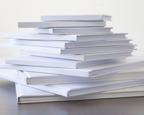 Online Buch binden lassen - PDF Buchbinden günstig und ab 1 Exemplar