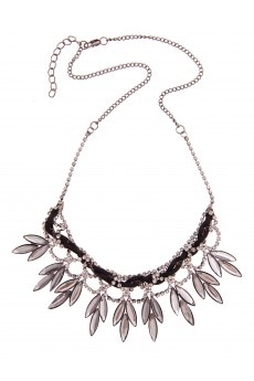 Diamante Wrap Deco Necklace ($12.95) from colettehayman.com.au