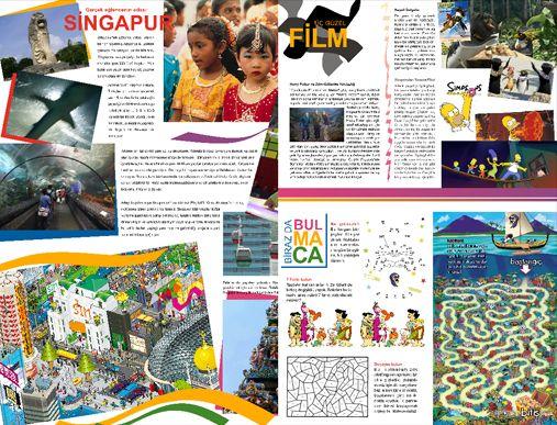 Haberci Kids Çocuk Dergisi