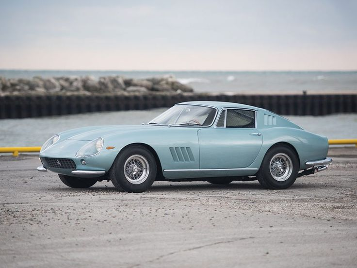 What Does The Collector Car Market Look Like After The 2016 Arizona Auctions? • Petrolicious