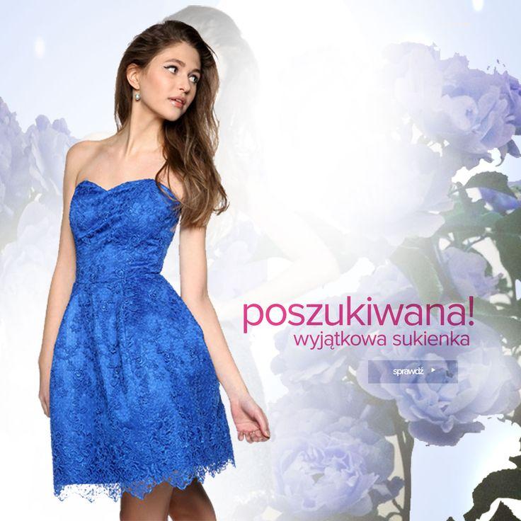 Szukasz sukienki na wyjątkową uroczystość? Koniecznie zobacz kolekcje Inspiracja Butik, dostępna tylko u nas: http://bit.ly/SP_INSPIRACJABUTIK