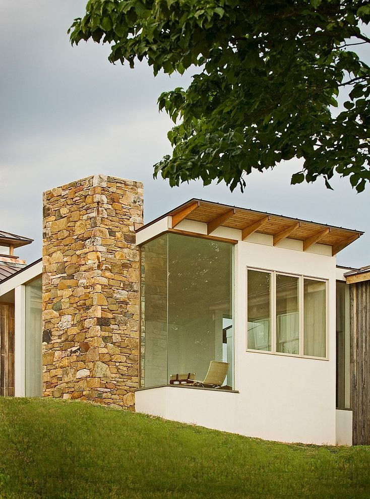 Rural Infill by Meditch Murphey Architects