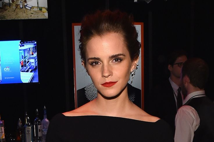 """Emma Watson Dares You to Call Her """"Difficult,"""" """"Feminazi,"""" or """"First-World Feminist"""""""