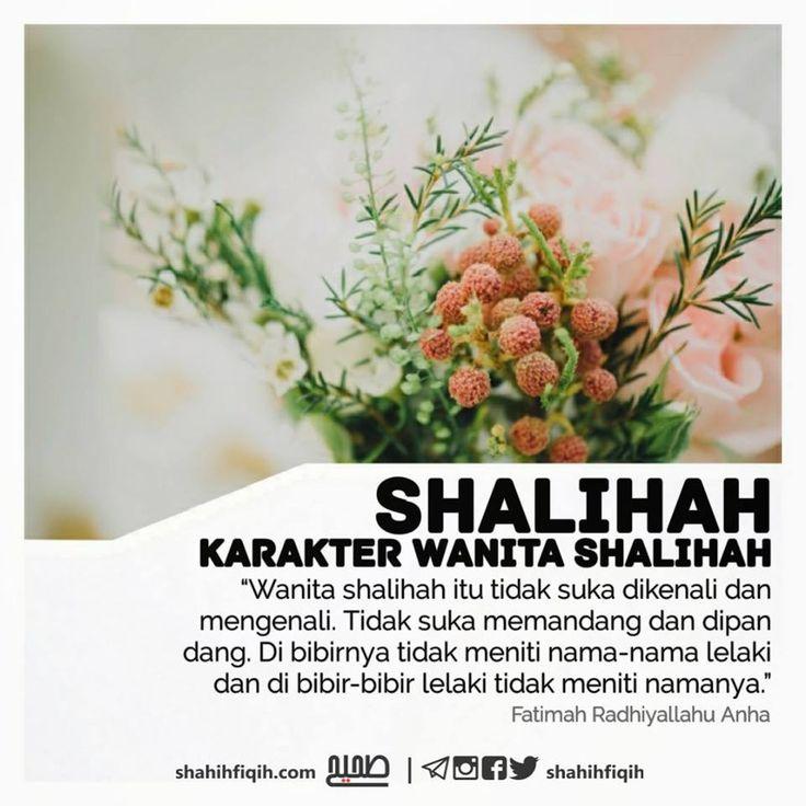 Follow @NasihatSahabatCom http://nasihatsahabat.com #nasihatsahabat #mutiarasunnah #motivasiIslami #petuahulama #hadist #hadis #nasihatulama #fatwaulama #akhlak #akhlaq #sunnah  #aqidah #akidah #salafiyah #Muslimah #adabIslami #ManhajSalaf #Alhaq #dakwahsunnah #Islam #sunnah #tauhid #dakwahtauhid #Alquran #kajiansunnah #salafy #karakteristik #ciriciri #tandatanda #wanita #perempuan #muslimah #salehah #shalihah #sholihah #malu #pemalu #tidaksukadikenali #Fatimahradhiyallahuanha