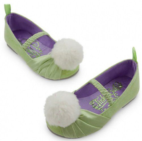 Disney Store Tinker Bell Tinkerbell Costume Shoes Baby Toddler 2013 (2T 2 Years) Disney,http://www.amazon.com/dp/B00FNWK9BU/ref=cm_sw_r_pi_dp_2rKNsb1HY1THD1WX
