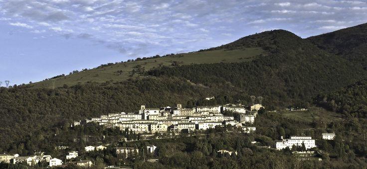 Fossato di Vico in provincia di Perugia, Umbria Italy