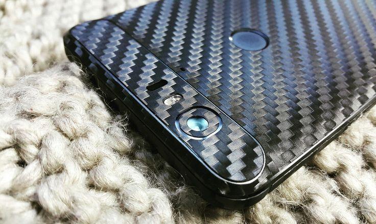 Folii Carbon 3M Black Huawei Nexus 6P