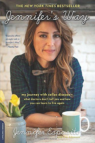 Jennifer's Way: My Journey with Celiac Disease--What Doctors Don't Tell You and How You Can Learn to Live Again - http://www.darrenblogs.com/2017/02/jennifers-way-my-journey-with-celiac-disease-what-doctors-dont-tell-you-and-how-you-can-learn-to-live-again/