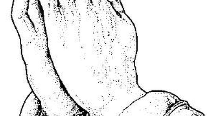 Cómo dibujar manos rezando. La plegaria es un símbolo poderoso de religión y espiritualidad. Adonde sea que se vean manos rezando, estas son las cosas en que piensan. Las manos rezando son fáciles de aprender a dibujar, si tienes instrucciones paso a paso.