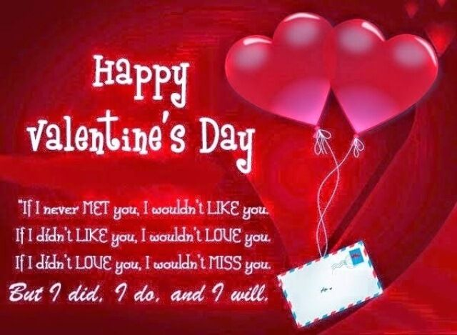 Happy Valentines Day SMS With Images